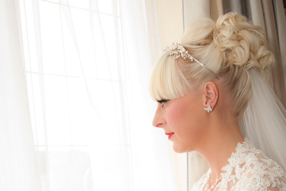 Derwent Manor bride photoghraphy