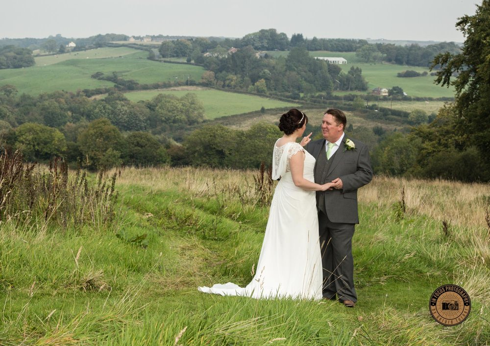 Jill and Michael,s South Causey wedding