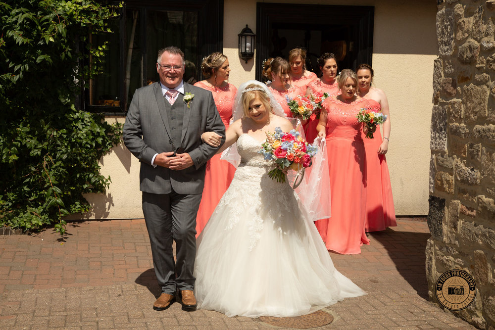 wedding at the south causey inn