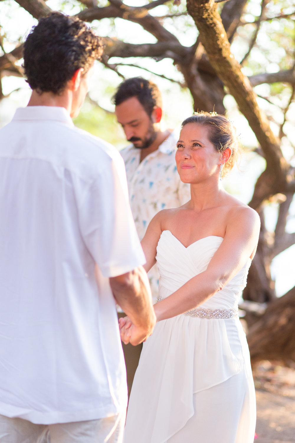 This bride struck everyone as soon as she stepped over the threshold of the church of the beginning of the wedding, the guests did not expect