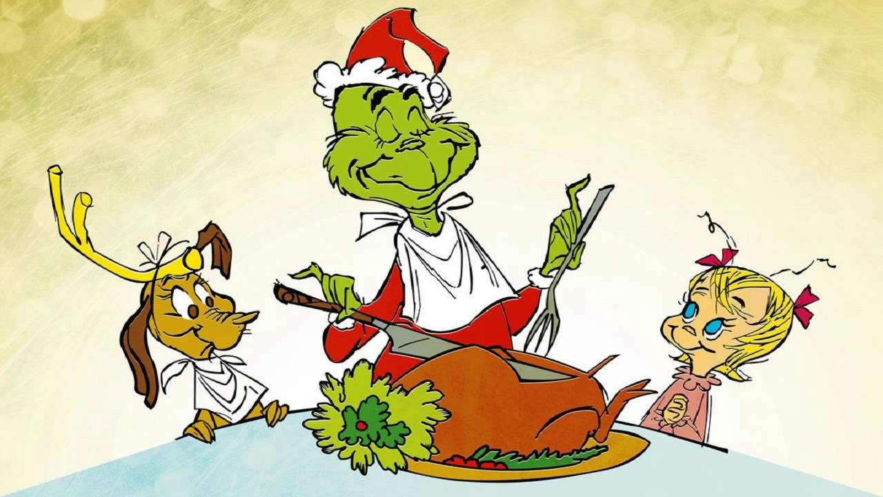 How The Grinch Stole Christmas 1966 Max.Jacob S Favorite Christmas Films 5 How The Grinch Stole