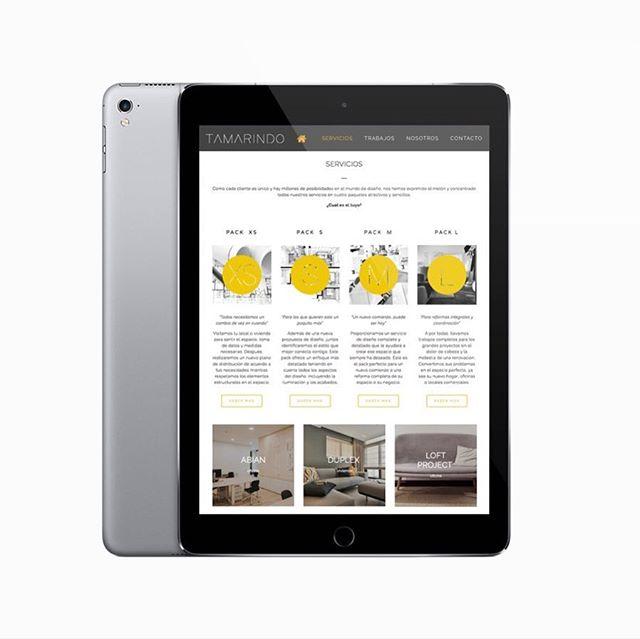 ⭐️ Os presentamos nuestra nueva Web ⭐️ www.tamarindoestudio.com // #tamarindoestudio #interiorismo #brandidentity #interiordesign  #webdesign #webdeveloper