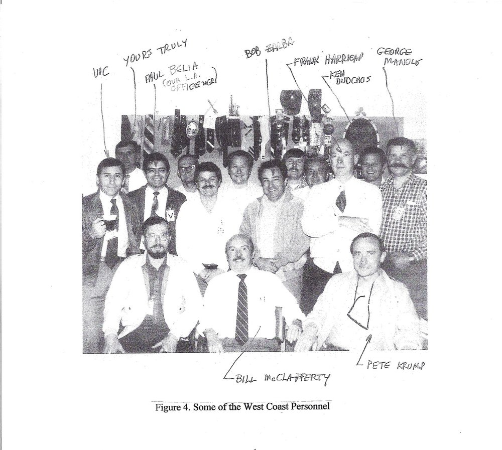 Figure 4. Some of the West Coast  Personnel jpg.jpg