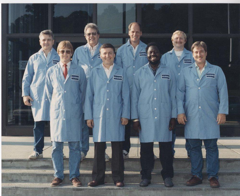 Some optical shop guys