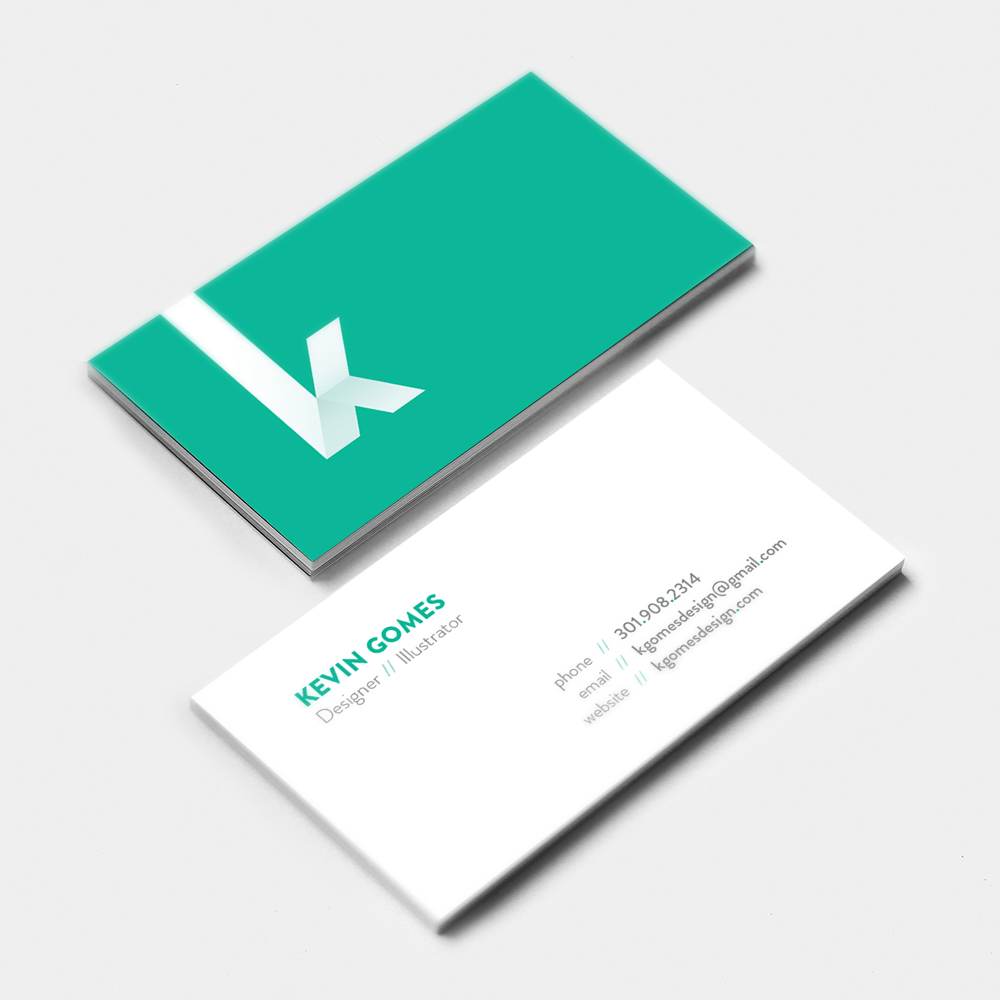 Fun/Self Promo — Kevin Gomes