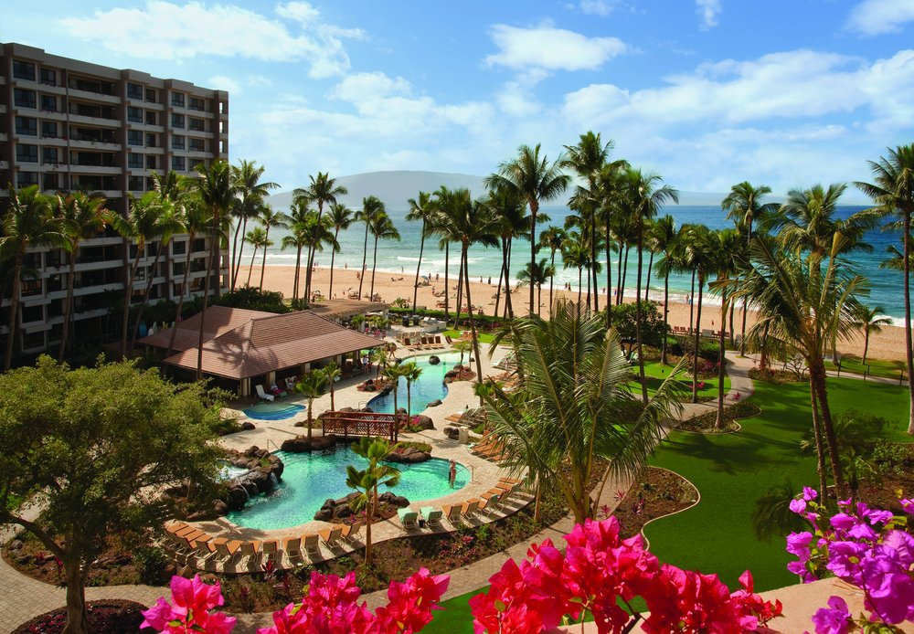Kaanapali Alii Pool & Fitness