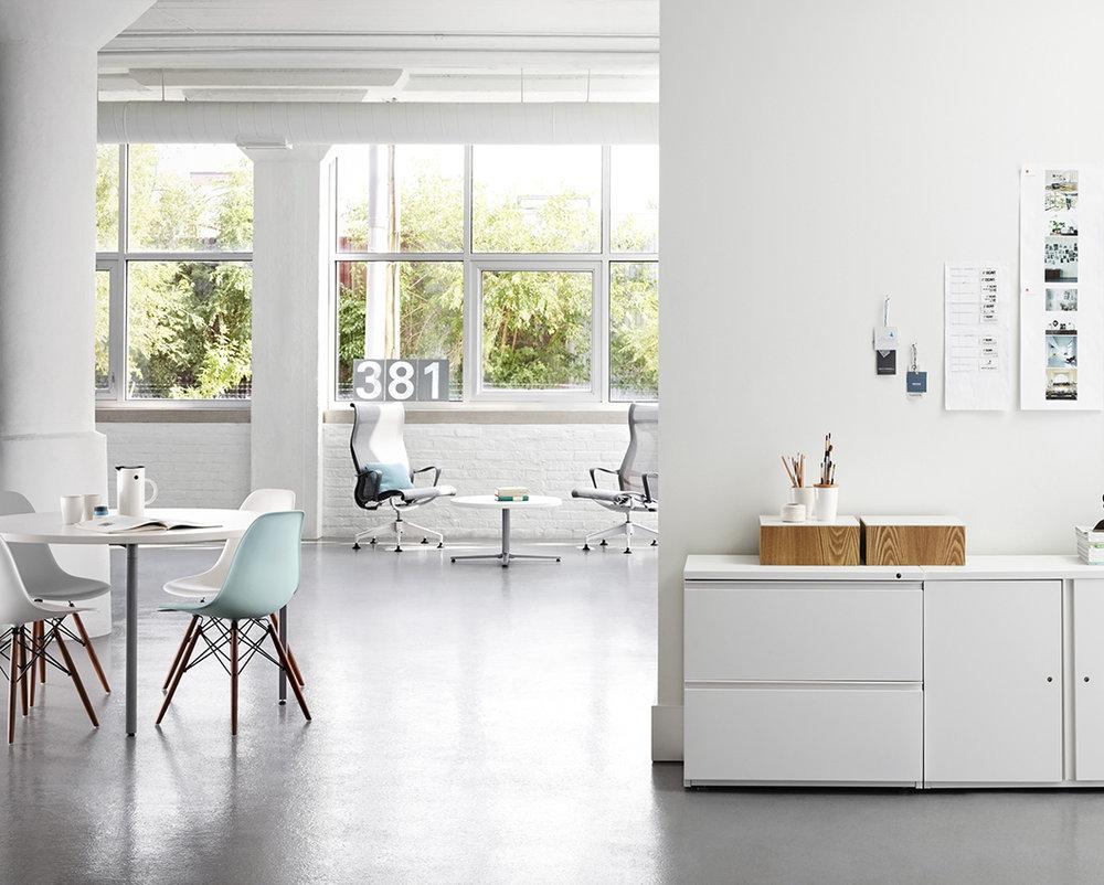 Eames Molded Plastic Chair LGC Design