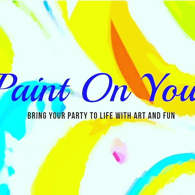 On Facebook!  Follow us there too.  https://www.facebook.com/Paint-On-You-1904400213145193/  Soon we will show in search results.  #paintonyou, #paintingonyou, #facepainting