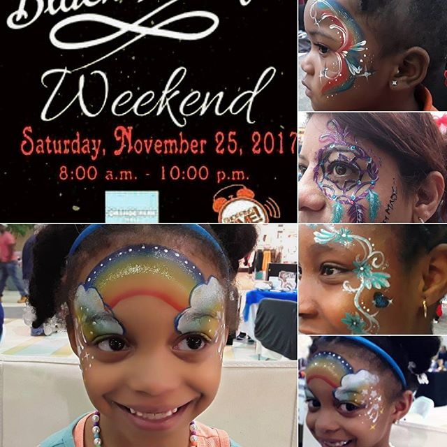 Sunshine Expo had its Small biz Saturday @ Orange Park Mall yesterday. We enjoyed painting on everyone. #paintonyou #smallbizsat #sunshineexpo #facepainting #communityevent #orangeparkmall #vendor #expo  @orangeparkmall @jax4kids