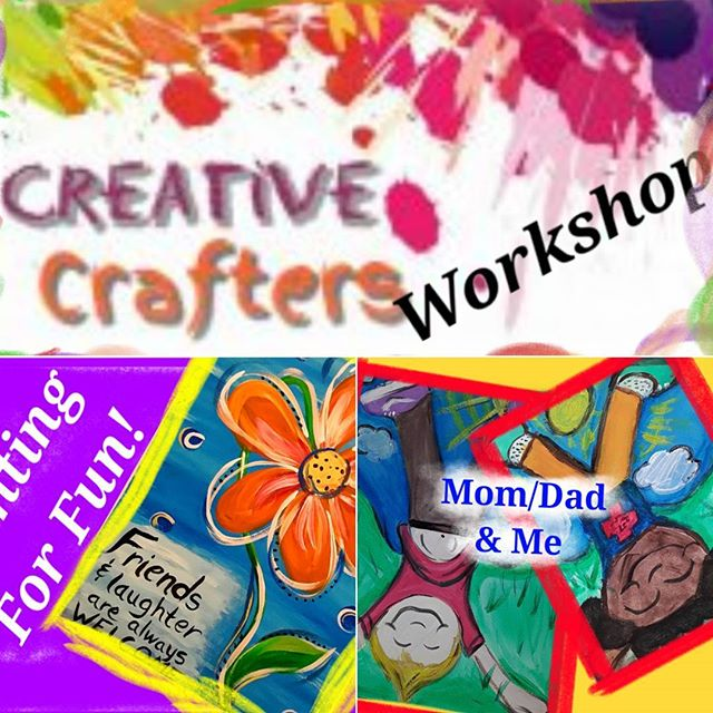 Our March creative classes offered at Hobby Lobby Town Center location. -------------------------------------- Mommy/Daddy & Me (3+): 11a-12:30p : $20 (includes a parent & supplies) Painting for Fun (13+): 1p - 2p : $20 (supplies included) Creative Crafter Workshop: 9:30a-12p : $0 - $10 (optional tool sharing) View details and register for classes at http://paintonyou.com/contactus. Or call 904-469-0029 We look forward to painting with you!! #hobbylobbyjax #hobbylobby #towncenter #stjohnstowncenter #paintingclasses #mommieandme #daddyandme #daddyanddaughter #daddyandson #workshops #creativecrafters #artclass #artsandcrafts #teenpainting #teenevent #jaxartclasses #jaxcrafters #makers #weekendart #jax4kidsfamilyfun #jax4kids #kidsclasses