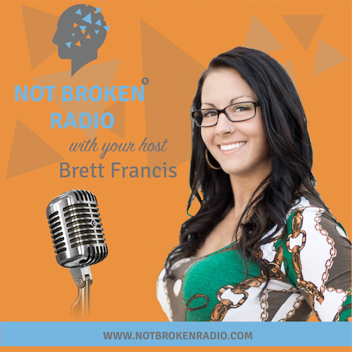 mental health, disabilities, not broken, radio, podcast, brett francis, mental illness, anxiety, depression