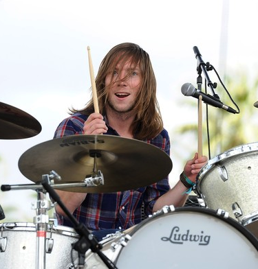 Sam Corbett - Drummer of The Sheepdogs