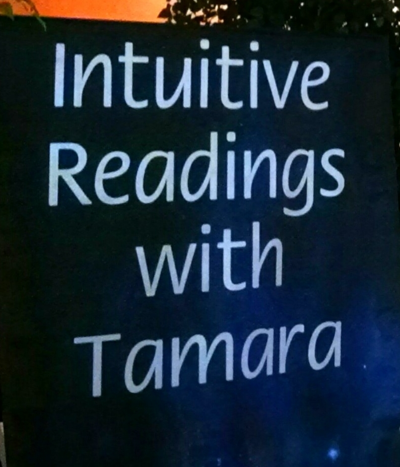 Tamara readings sign.jpg