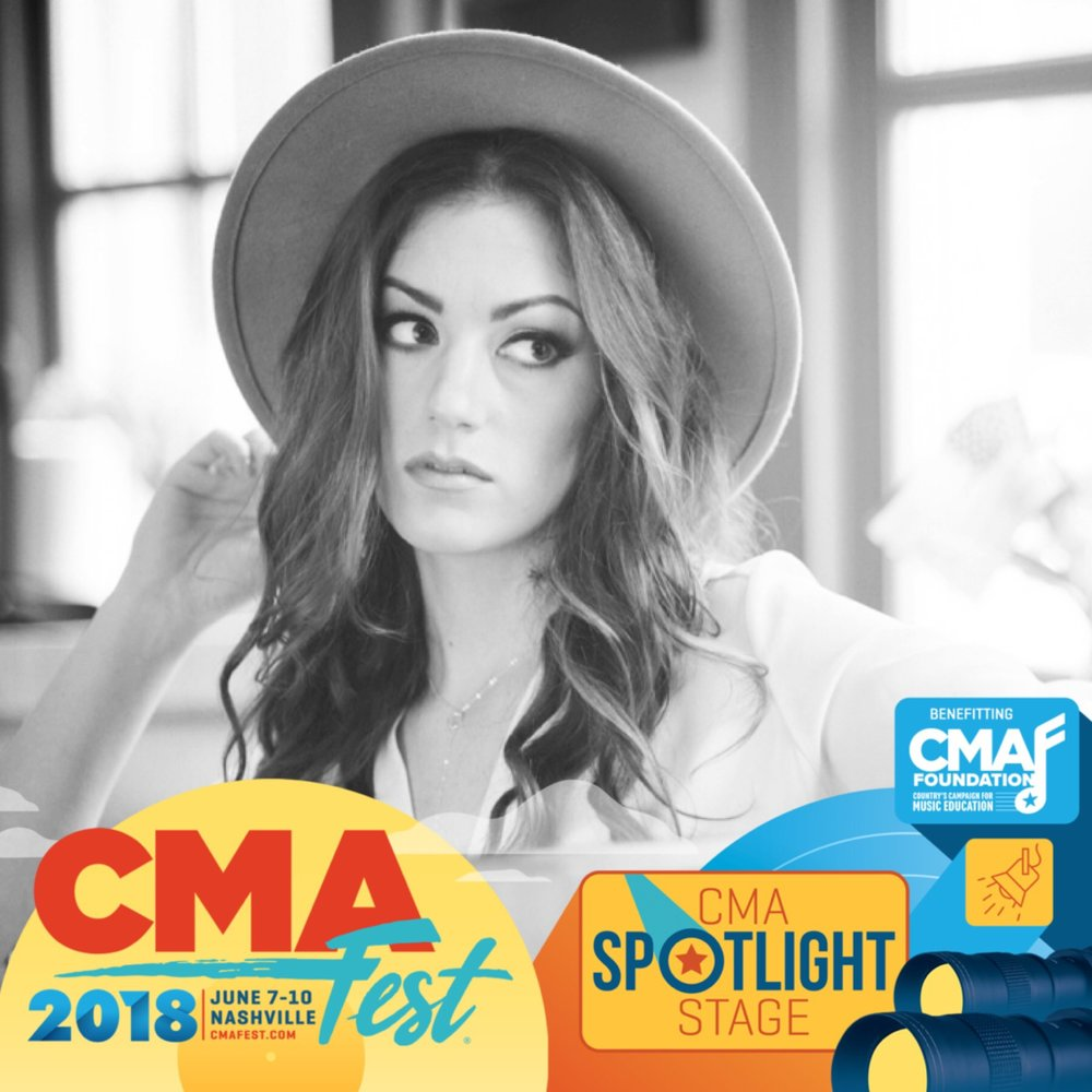 Caryn Lee Carter To Perform At Cma Fest 2018 Caryn Lee Carter