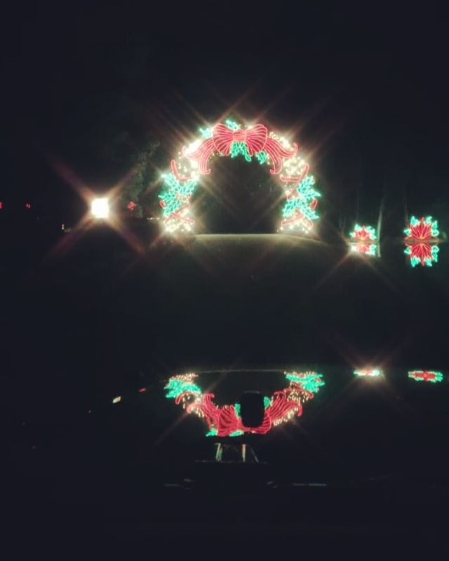 8 million lights in an hour. Gotta be some kind of record, right @rtyner746?