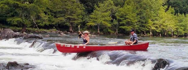 Top Things to do in Broken Bow | Canoe
