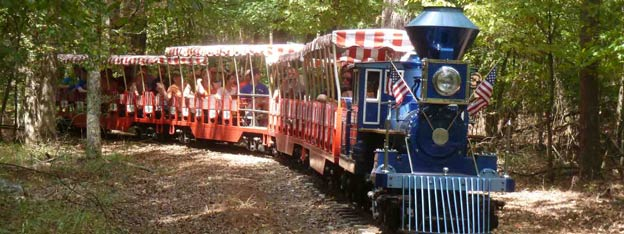 Top Things to do in Broken Bow | Beavers Bend Depot Train Ride