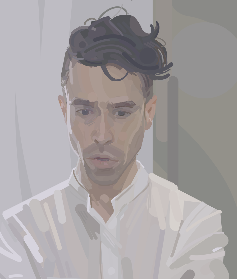 W. Scott Forbes - is a queer art director, illustrator & designer living in Toronto, Canada.To see more of his work click here.