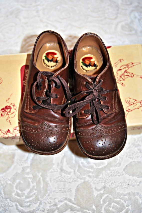Buster Brown Oxfords