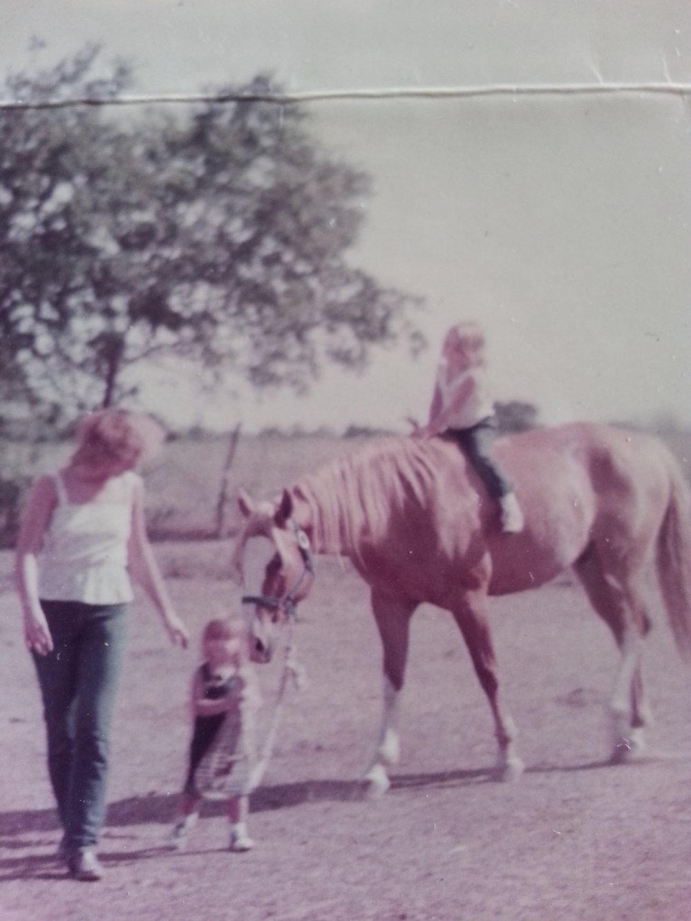 1984, Shannon & Cory