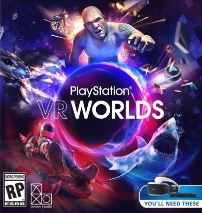 PlayStation VRWorlds