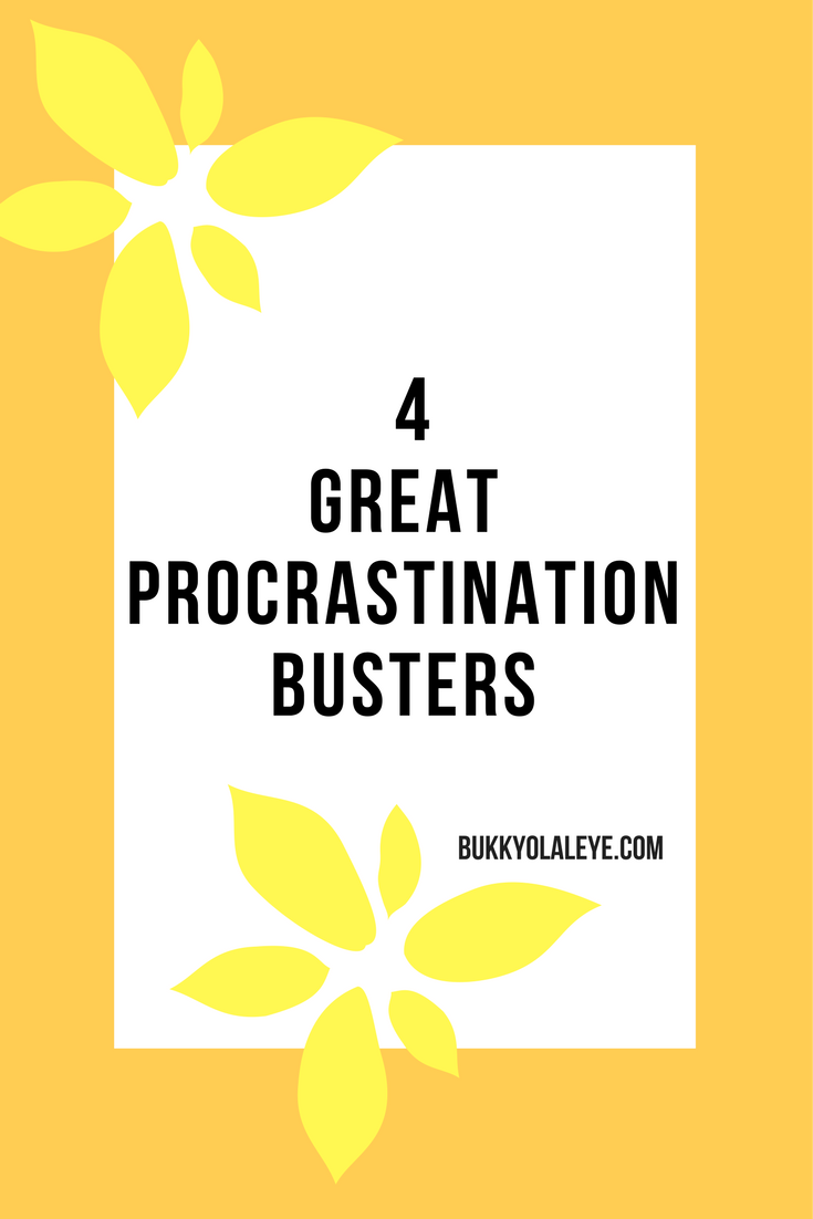 procrastination bukkyolaleye.com
