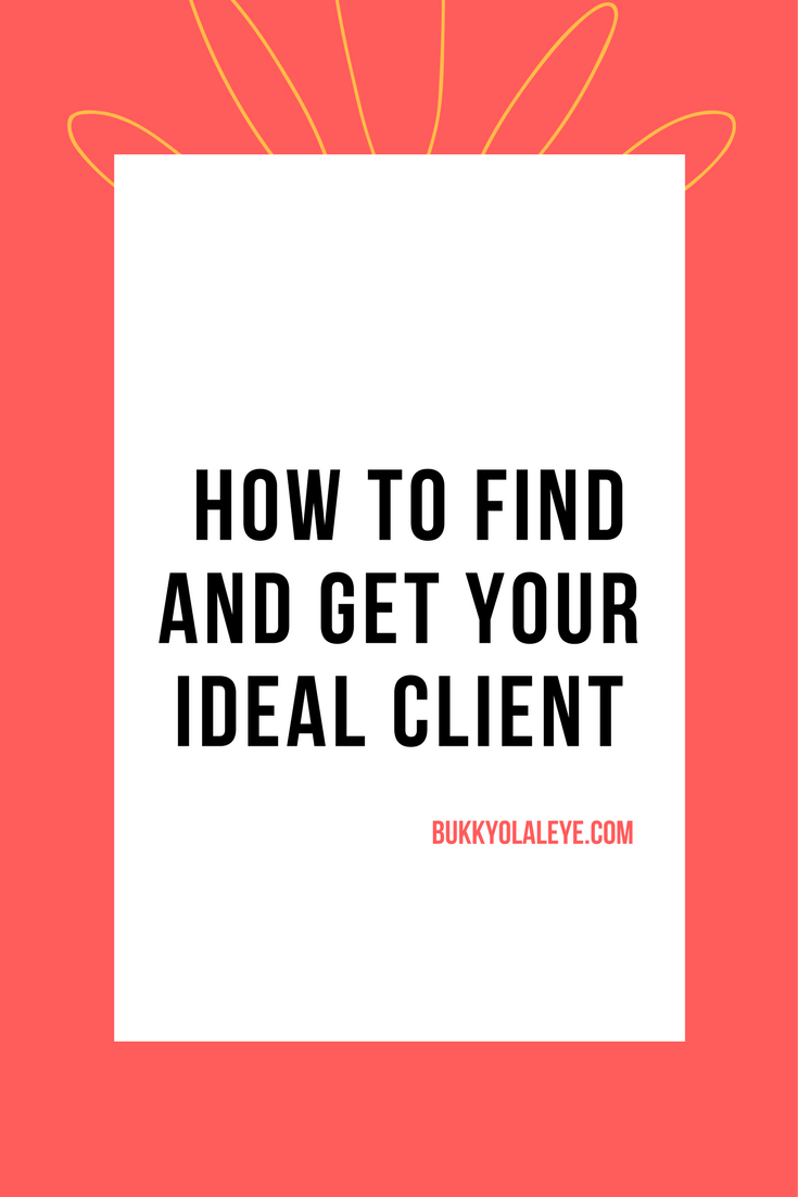 ideal client in business