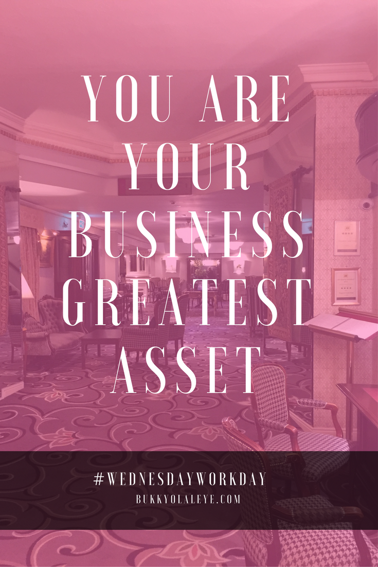 GREATEST BUSINESS ASSET