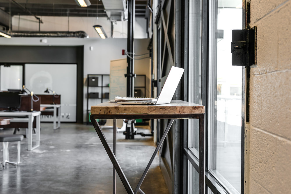 Small huddle rooms are perfect for coaching conversations. In addition, certain spaces hosted a mix of stand-up desks, stools, counters, tables and lounge chairs to allow for a variety of postures throughout the day, encouraging employee movement, variation, and well-being. -