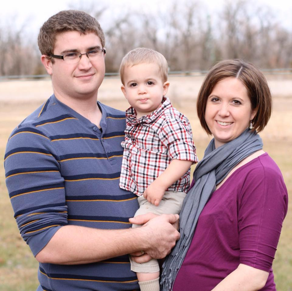 Stephen and Shannon Orpin