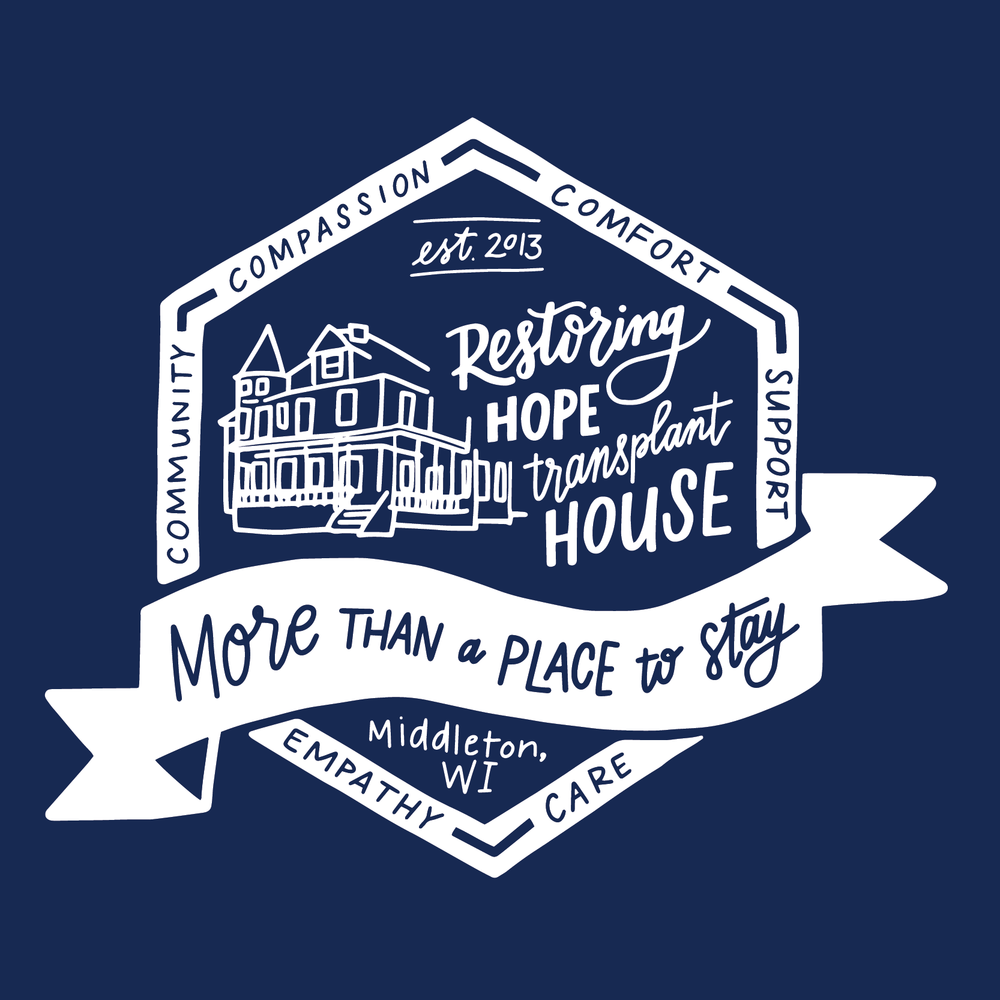 Restoring Hope Transplant House Promotional Design