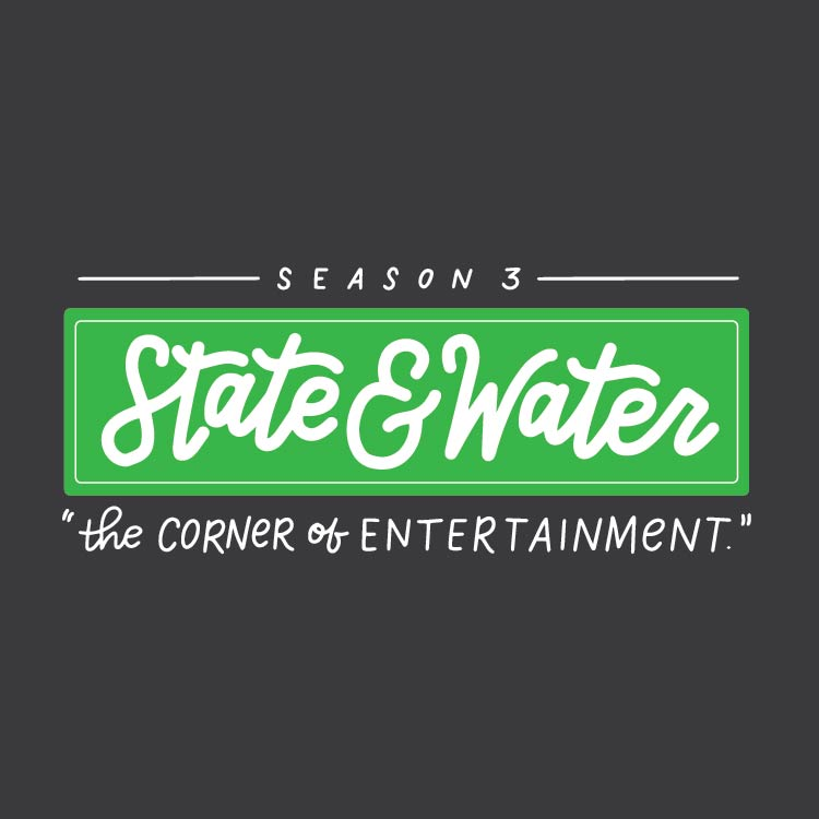 STATE & WATER  - The State & Water series is an original WTVP Production that brings an exciting live-audience musical performance to local television, showcasing some of the top talent from Peoria, Central Illinois, and beyond.