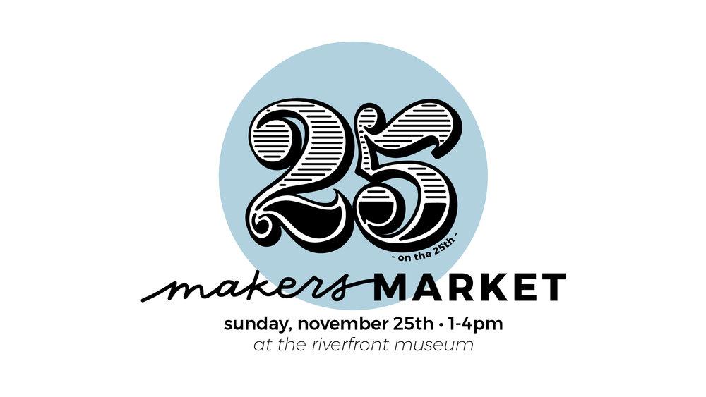 Makers Market - November 25