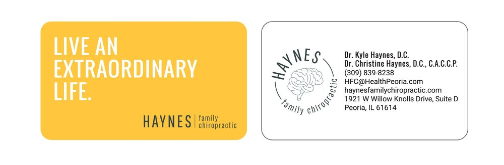 Haynes+Business+Card+Design