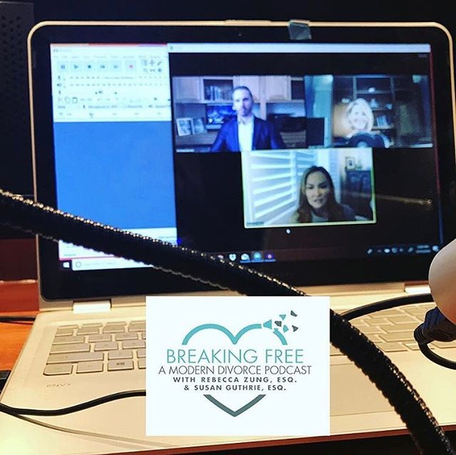 Encouraging everyone to tune into @breaking_free_divorce_podcast for 'top-shelf' family law advice.  They share some very valuable takeaways every week that will save you a lot of time, money, and stress.  #divorce #coparenting #singleparent #fayr #family #singlemom #singledad