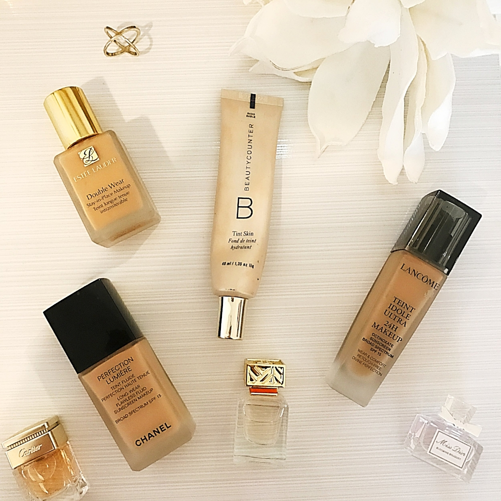 These are some of my favorite foundations... what are some of your favorites?