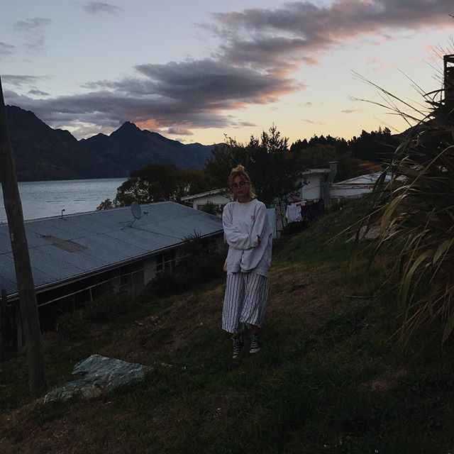 Just a pic of me, still in New Zealand