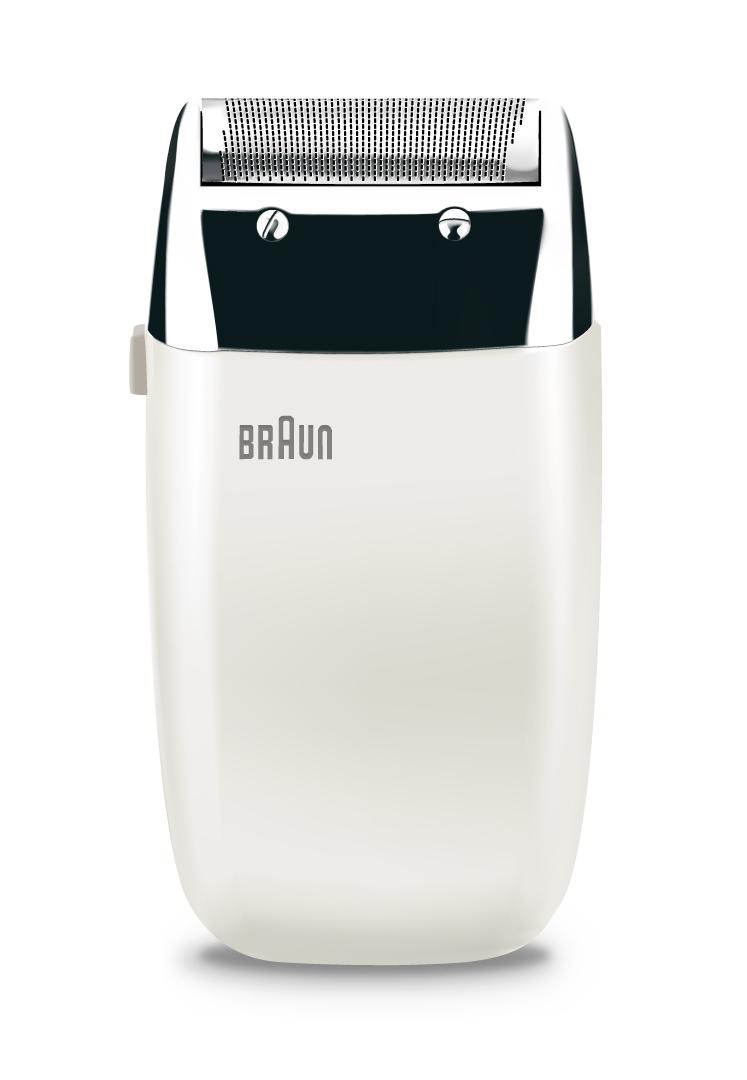 Braun S60 razor. Drawn using only Illustrator's mesh tool
