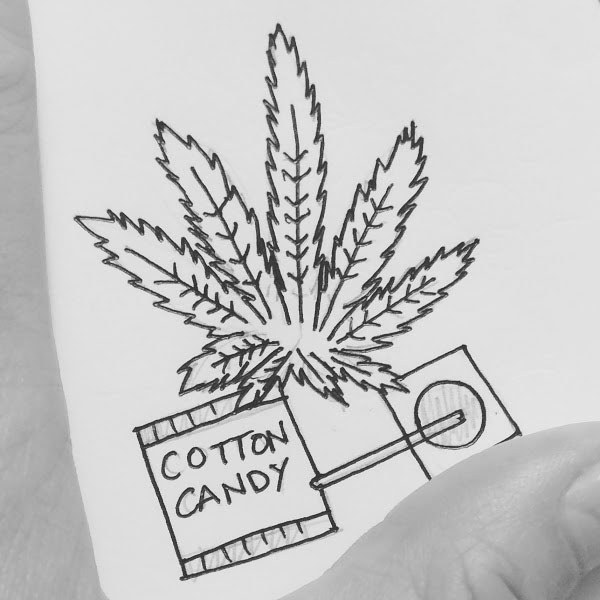 Day 43 : When marijuana becomes legal next year, Ottawa can open themselves up to some interesting edibles. An alternative to alcohol, and a new food trend? #100DaysofFooood #the100dayproject