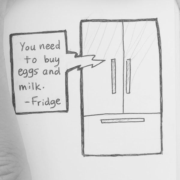 Day 69 : I wish I could text my fridge and cupboards to ask them if I have certain ingredients or if anything has expired #100DaysofFooood #the100dayproject