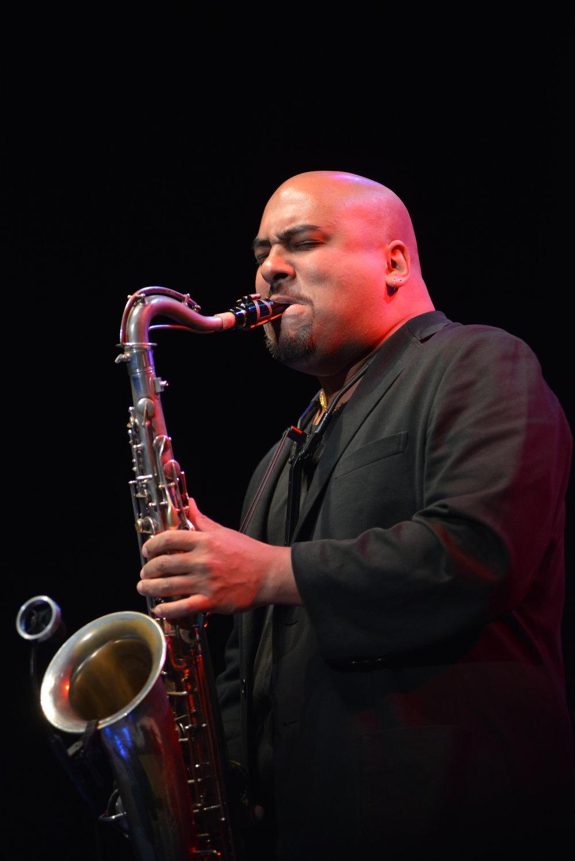 Saxophone surprise