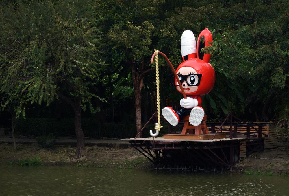 釣魚小兔|不二良