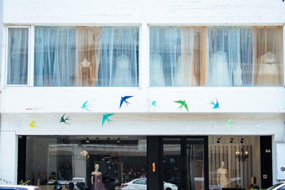 彩燕賦歸|Homecoming Swallows