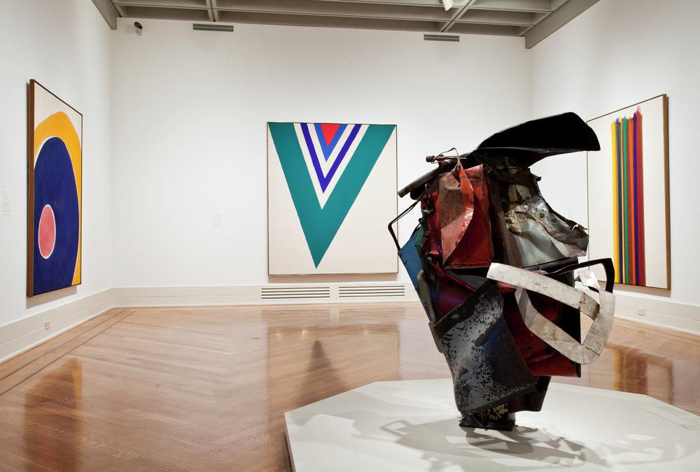 Modern and Contemporary Galleries, Virginia Museum of Fine Arts ; Images by Travis Fullerton & David Stover; Courtesy and Copyright VMFA.