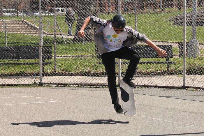 STOKED Skateboarding