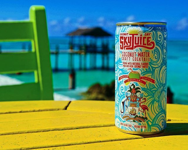 Labor Day may have passed but Summer lasts forever in the Caribbean. Crack open some sunshine today #gethere
