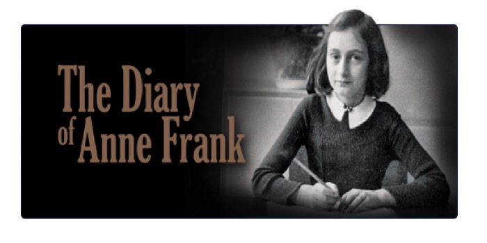 The Diary of Anne Frank Sept 27th - Oct 7th