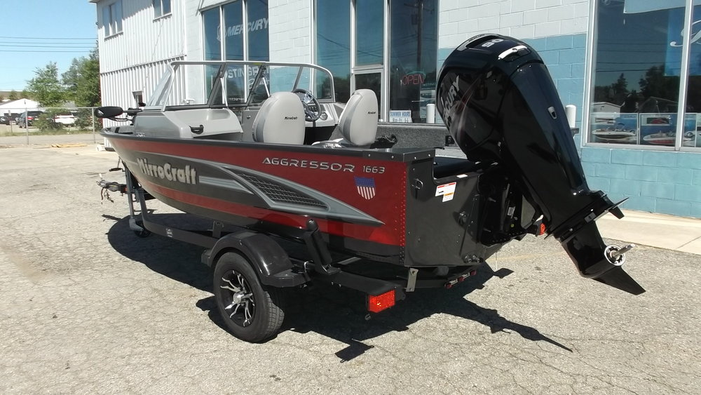 Mercury 90hp 4 stroke with plenty of power for tow-sports or getting to the fishing hole quickly