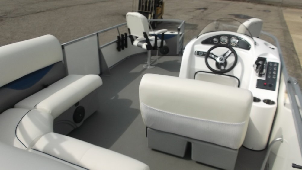 Great for fishing and cruising!