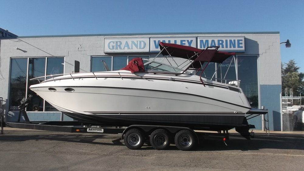 1992 Celebrity 290 Sport Cruiser Twin Mercruiser 5.7L 260hp